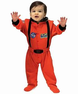 Astronaut Jr Baby Costume - Boy Astronaut Costumes