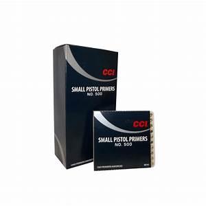 Cci Primer 500 Small Pistol 5000 Cs Graf Sons