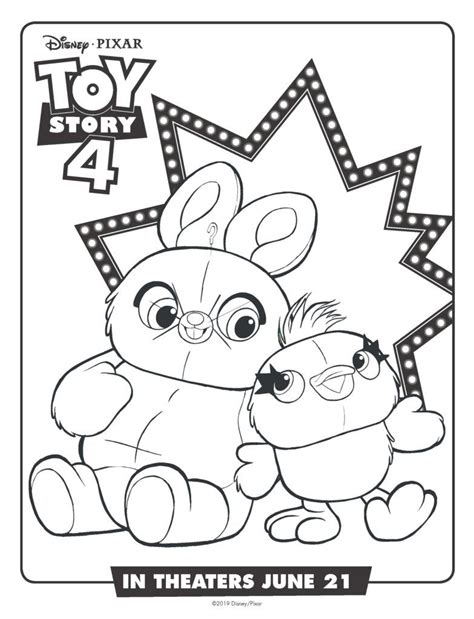 printable toy story  coloring pages  activities