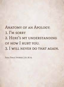 Friendship Apology Quotes