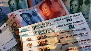 Russia and China ditching dollar for national currencies payment system to avoid sanctions…