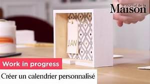 Fabriquer Un Calendrier Perpétuel : work in progress cr er un calendrier personnalis youtube ~ Melissatoandfro.com Idées de Décoration