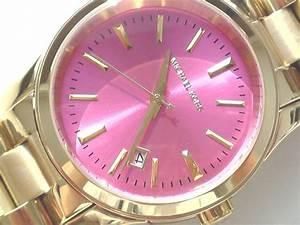 Michael Kors Uhr Auf Rechnung : michael kors damen armband uhr armbanduhr vergoldet runway pink mk5801 ebay ~ Themetempest.com Abrechnung