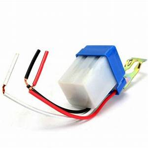 On Off Light Photocell 12v 10a Control Photoswitch