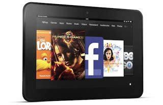 Kindle Fire Hd Owners Manual