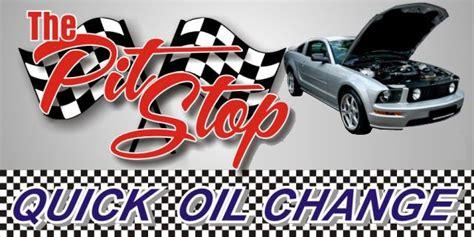 pit stop quick oil change auto repair  shasta