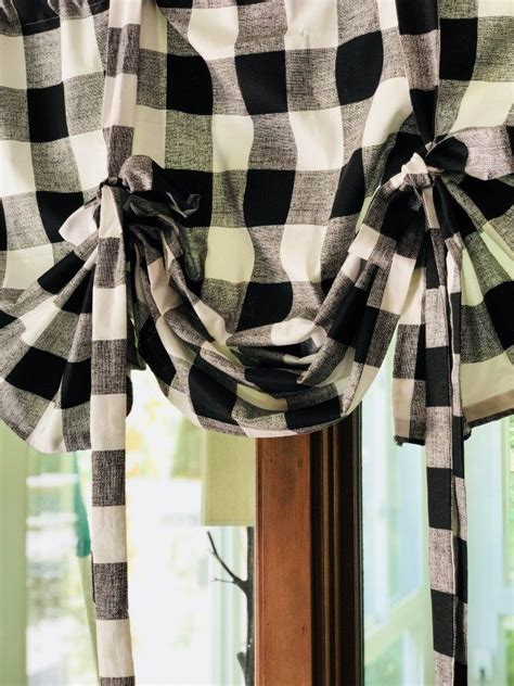 Make Your Own Living Room Curtains by Diy How To Make Your Own Tie Up Curtains Window Treatments