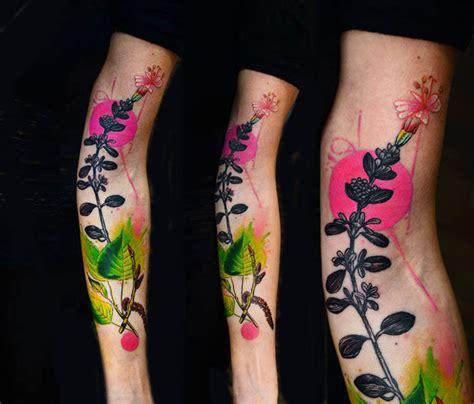 plant tattoo designs