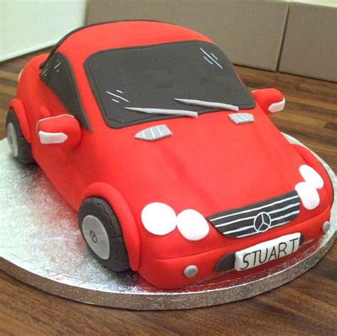 licky lips cakes car birthday cakes