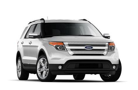 safety recall  rear suspension toe link replacement   ford explorer police