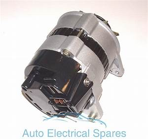 111184 Alternator 43a 18acr Replaces Lucas Lra105
