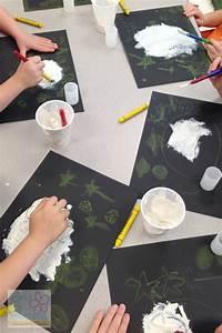 Preschool science moon craft - Brie Brie Blooms