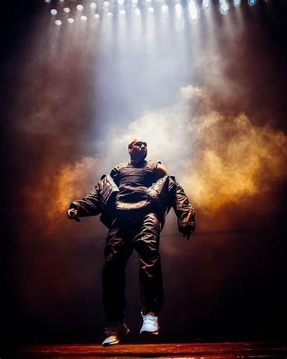 Kanye West Concert Iphone Ye Album Tlop