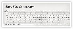 Metric Shoe Size Conversion Chart Find The Right Shoe Size Anywhere In The World