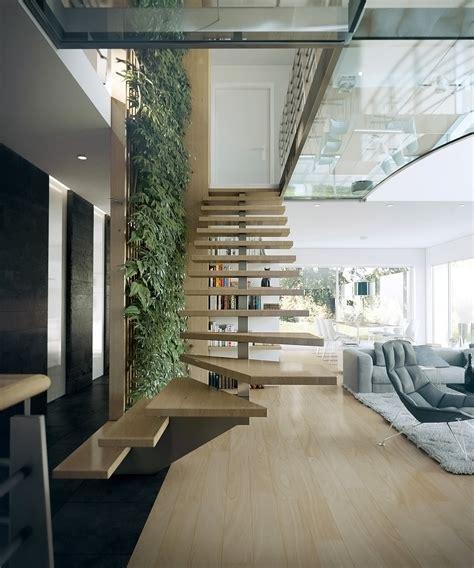 25 Idées D'escaliers Muraux Design Pour Votre Intérieur
