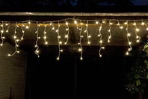 Weihnachtsbeleuchtung Aussen Led Warmweiss : fhs led eisregen lichterkette 960 led warmwei ~ Eleganceandgraceweddings.com Haus und Dekorationen