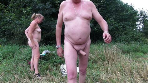 Horny Mature Couple In And Outdoors Free Porn