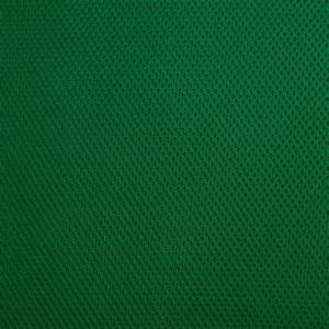 Kelly Green Spacer Mesh Polyester Neoprene Fabric by the ...