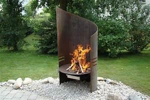 haus und wohnench portal fur bauen wohnen haus With feuerstelle garten mit balkon grill ohne rauch