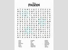 Frozen Worksheet High Quality Loving Printable