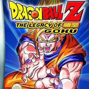 Dragon Ball Z Legacy Of Goku Rom Wont Work Umjasig