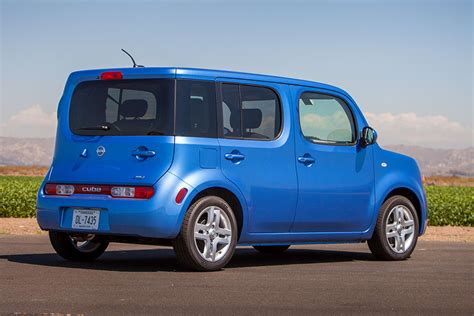 cube cars nissan cube wagon models price specs reviews cars com