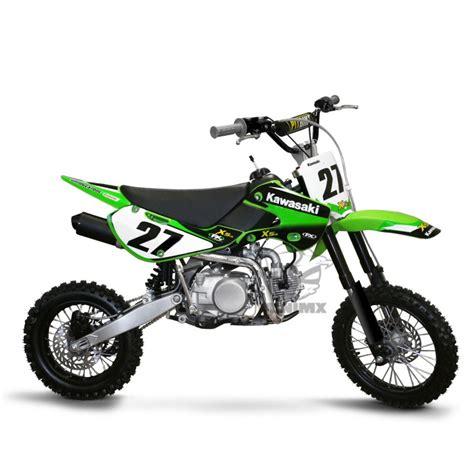 kit d 233 co plastique kawasaki klx pour dirt bike 224 39