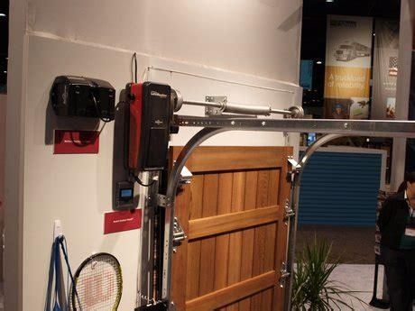 liftmaster side mount garage door opener new building products at ibs