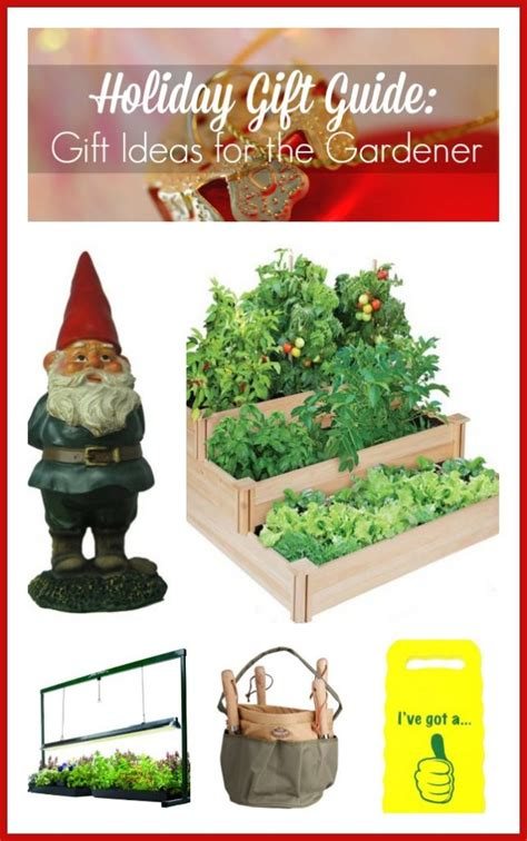 holiday gift guide gift ideas for the gardener