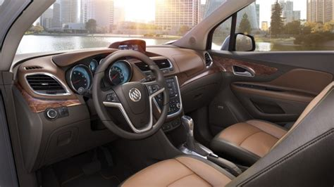 Detroit  Buick Encore Pioneers Small Luxury Crossover