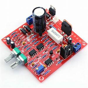 Adjustable Dc Regulated Power Supply Short Circuit Current
