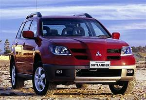 Used Mitsubishi Outlander Review  2003