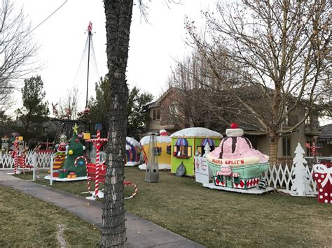 interactive map best places in utah to see christmas