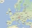 Austria on Europe Map