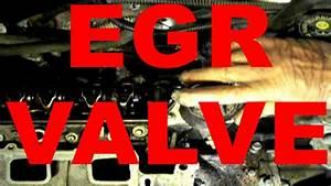 Change Egr Valve Replacement