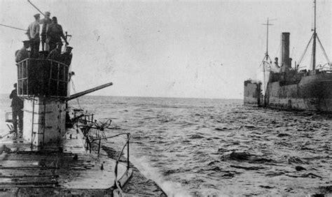 German U Boats Ww1 Definition by The Raid On Zeebrugge