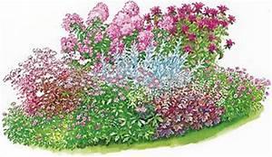 Blumenbeete Zum Nachpflanzen : drei staudenbeete einfach nachgepflanzt gartengestaltung ~ Yasmunasinghe.com Haus und Dekorationen
