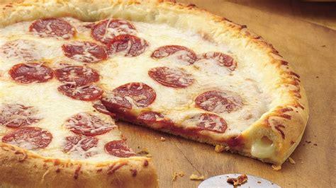 stuffed crust pizza recipe  pillsburycom