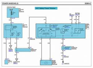 Electric Windows Wiring Diagram