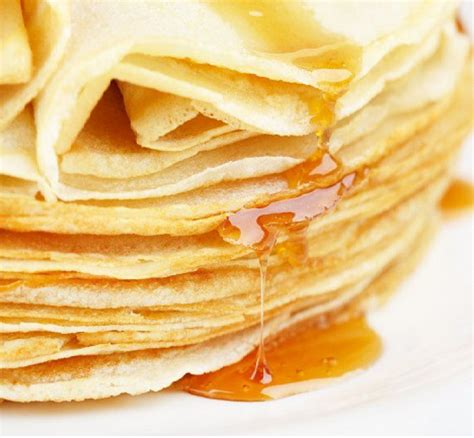 crepes canadiennes au sirop derable flambees au whisky