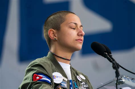 Emma Gonzalez Leads Moment of Silence During March for Our ...