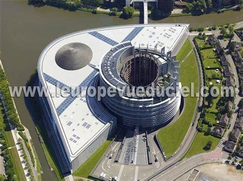 siege du parlement europeen photos aériennes de strasbourg 67000 le parlement