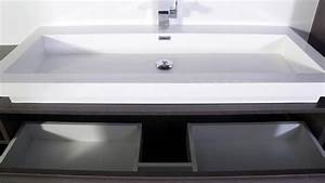 meilleur salle de bains design ou vasque de lavabo 89 avec With salle de bain design avec vasques a encastrer