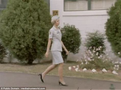 Military women given GROOMING lessons in shocking film ...