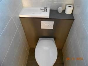 Wc Lave Main Intégré : 85 best small downstairs cloakroom ideas images on ~ Dailycaller-alerts.com Idées de Décoration
