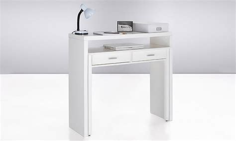 bureau extensible bureau console extensible groupon shopping