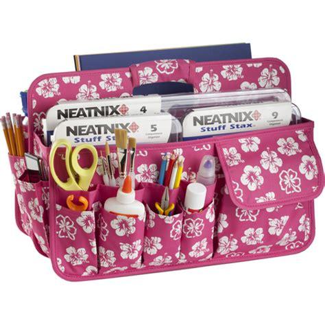scrapbooking tote bag pink  scrapbook organizers