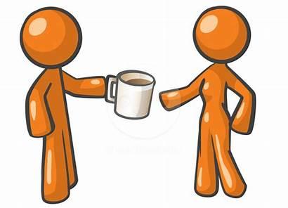 Break Clipart Agree Coffee Advisor Cliparts Agreement