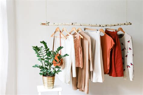 clothes hanging rack 16 simple clothes rail designs that you can make by