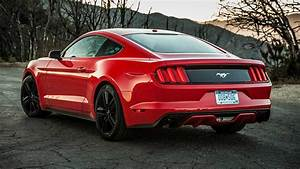 2015 Ford Mustang 4 Cylinder Review | CarsGuide